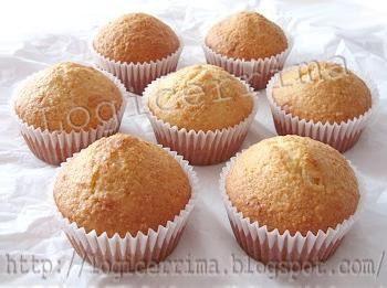 [ Muffins con Cocco ]