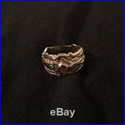 Women?s James Avery Wedding Ring  Martin Luther Size 6