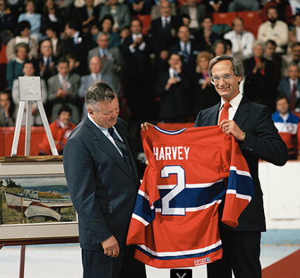 Harvey Number Retirement