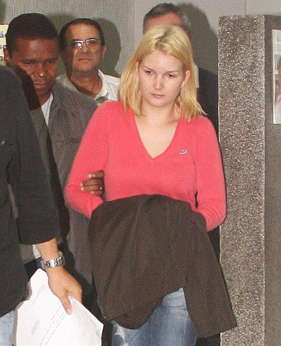 Elise Ramos Kitano Matsunaga, 38, suspeita de ter matado o executivo da Yoki Marcos Kitano Matsunaga, 42
