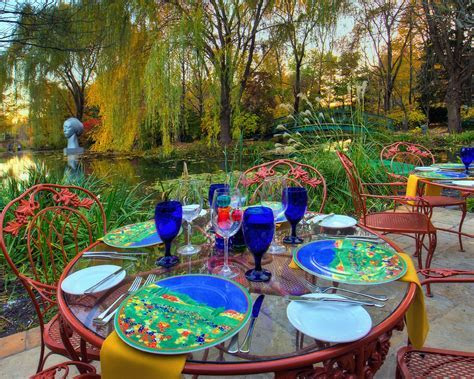 RATs Restaurant at Grounds For Sculpture~Monet's Pond and