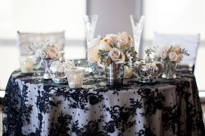 Tulle and Lace for Your Romantic I Do's | OneWed