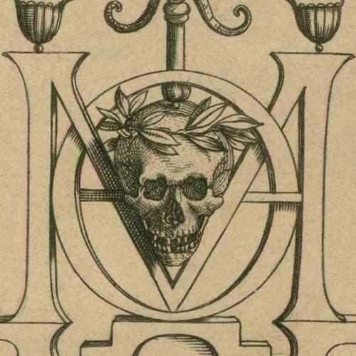 Skull Monogramme