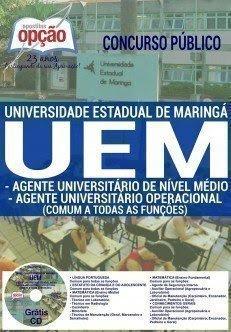 AGENTE UNI. DE NÍVEL MÉDIO OPERACIONAL (COMUM A TODOS)