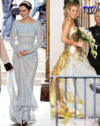 Who Had the Better Gossip Girl Wedding Dress: Blair or