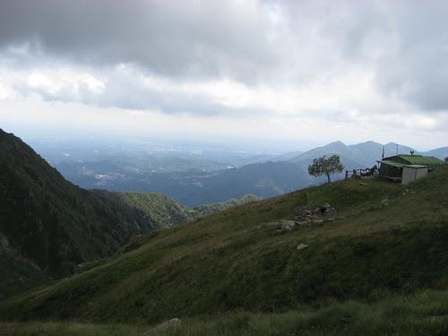 Vista dalla Vetta