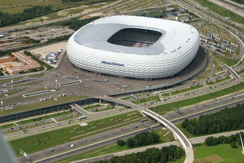 ملعب أليانز أرينا سيصبح خاصا ب بايرن ميونيخ فقط