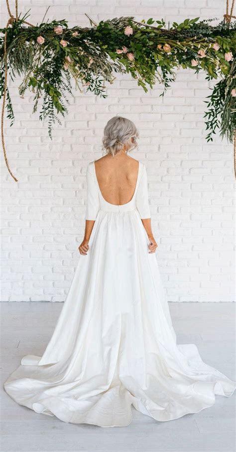 17 Best ideas about Satin Wedding Dresses on Pinterest
