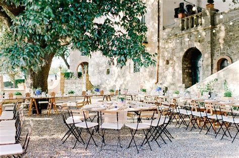 A Beautiful Vintage Inspired Destination Wedding in
