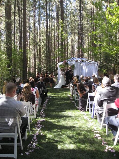 Big Bear Wedding Venues