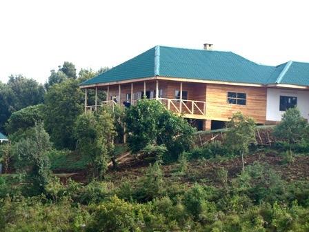 Ruhija Gorilla Safari Lodge Bwindi