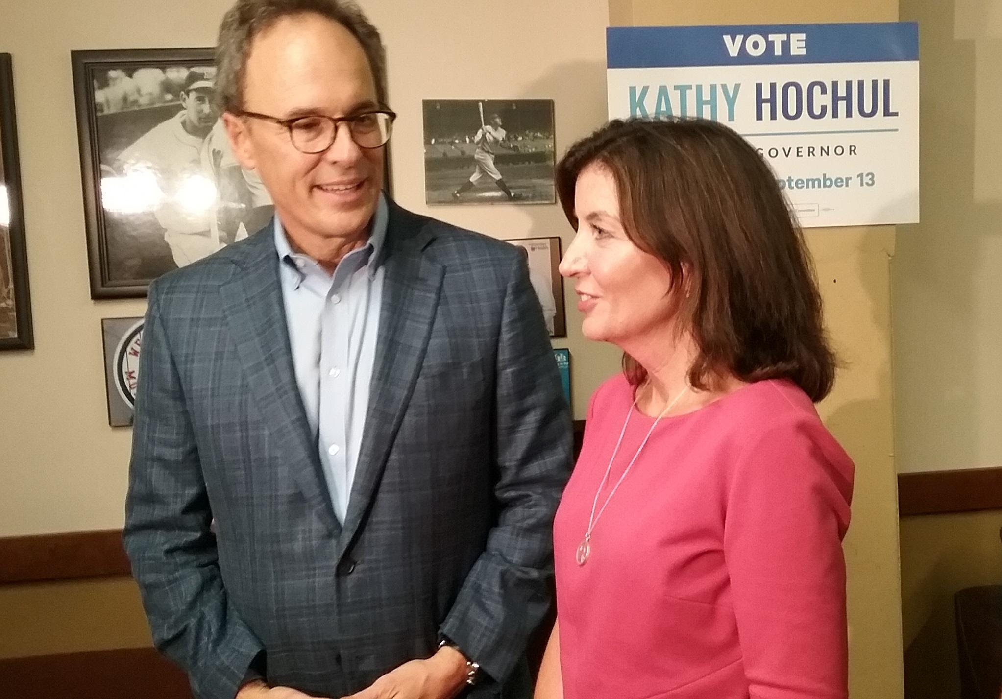 Hochul wins N.Y. lieutenant governor primary   WXXI News