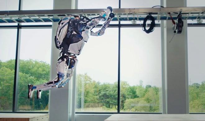 Boston Dynamics показала процесс обучения своих роботов паркуру изнутри
