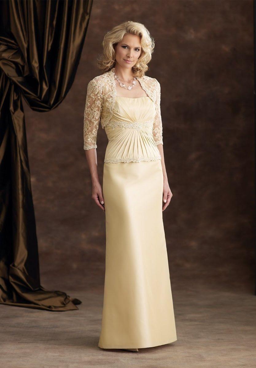 25 Beautiful Mother Of The Bride Dresses   Bride dresses, Bodice ...