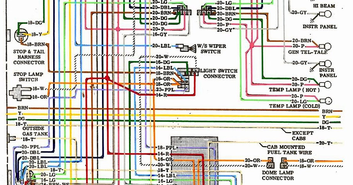 Wiring Diagram For Ac On 1994 Chevy S10 | schematic and ...