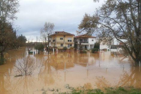 Σε κατάσταση έκτακτης ανάγκης οι δήμοι Χαλκηδόνας και Δέλτα