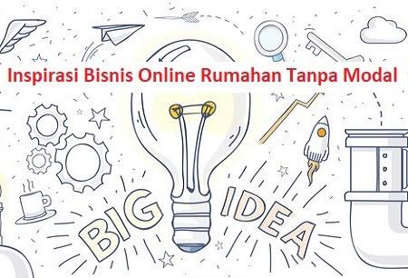 Bisnis Online Luar Negeri Tanpa Modal