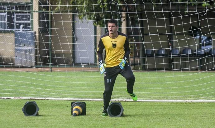 Douglas foi o grande nome da vitória do Voltaço sobre o Vasco (Foto: Wallace Feitosa/Volta Redonda FC)