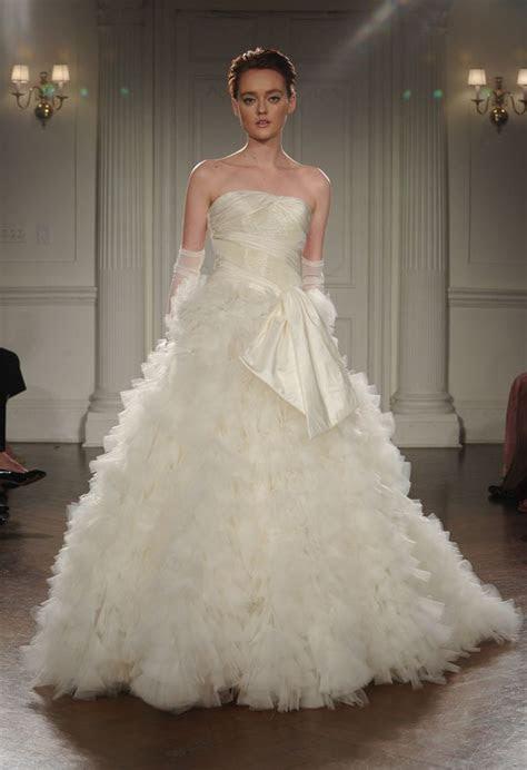 Peter Langner Spring/Summer 2015 Wedding Dresses and