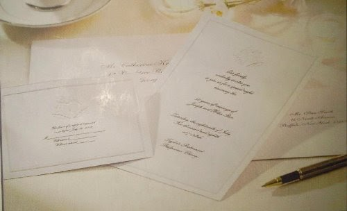 Making Wedding Invites Yourself: Wedding Invitations Do It Yourself: Wilton Complete Formal