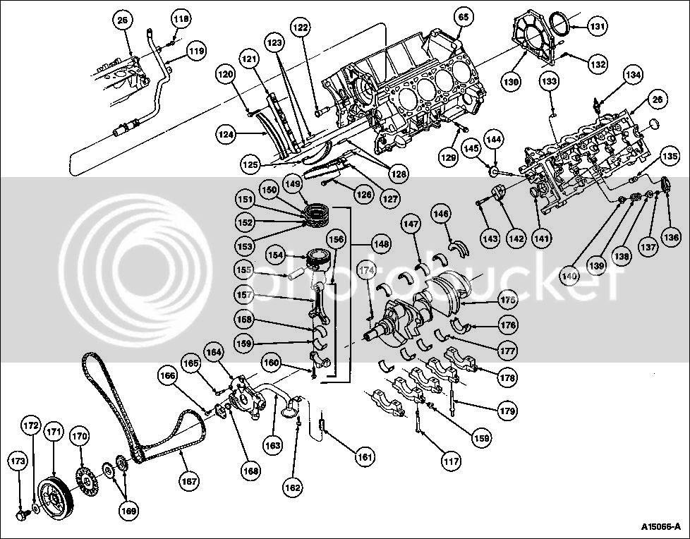 54 Triton Timing Chain Diagram
