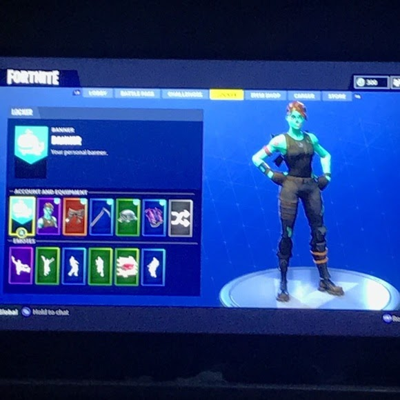 Fortnite Account For Trade XBOX ONLY READ DESCRIPTION