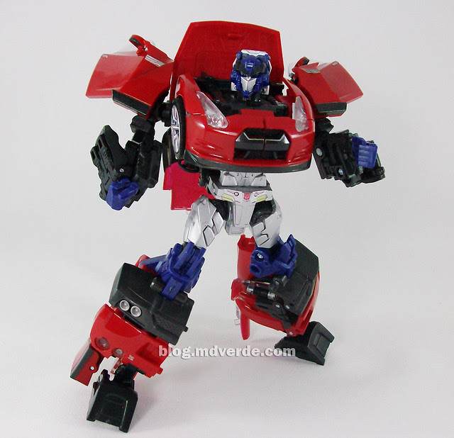 Transformers Optimus Prime Alternity - modo robot