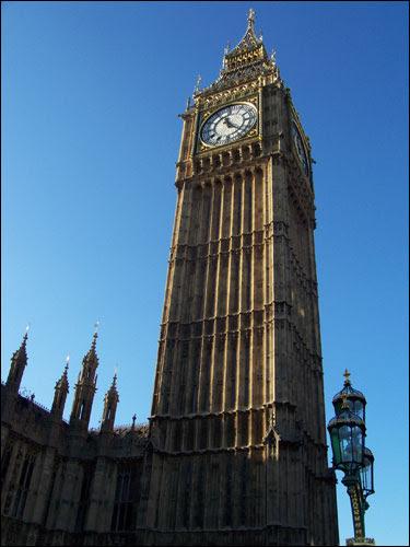 Big Ben, December 7, 2008