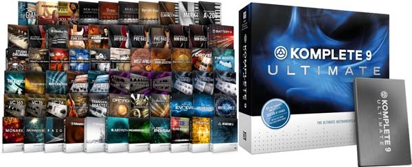 N.I. Komplete 9 Ultimate (2013)
