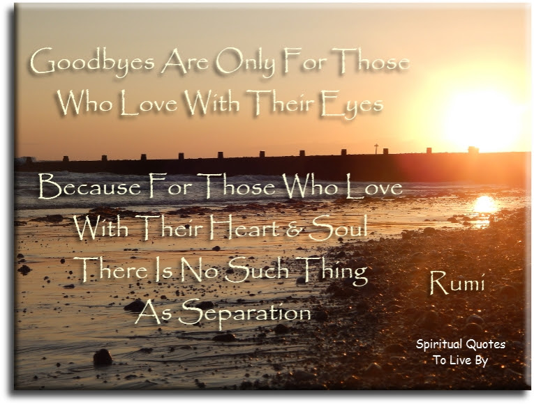 Rumi Quotes To Live By