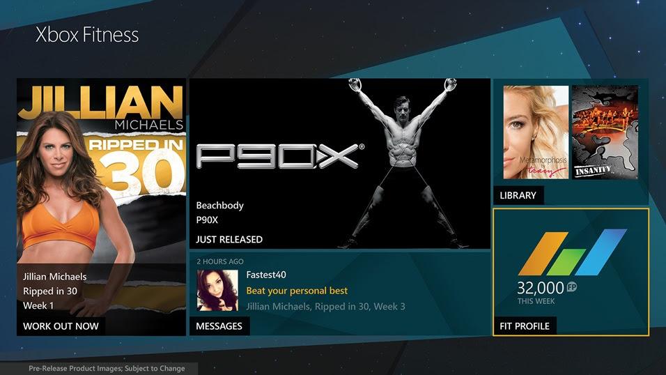 Xbox Fitness 3