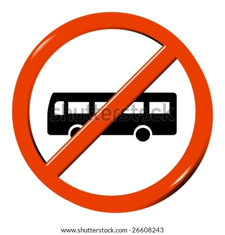 Takde bas pagi nie..alamak!!