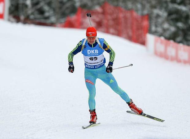 Біатлоніст Сергій Семенов – найкращий спортсмен березня  в Україні