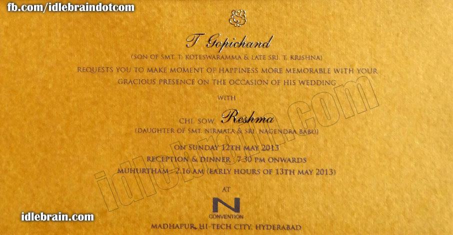 Wedding Card Quotations In Telugu Wedding Card