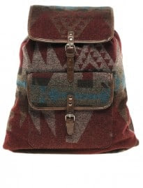 River Island Navajo Backpack