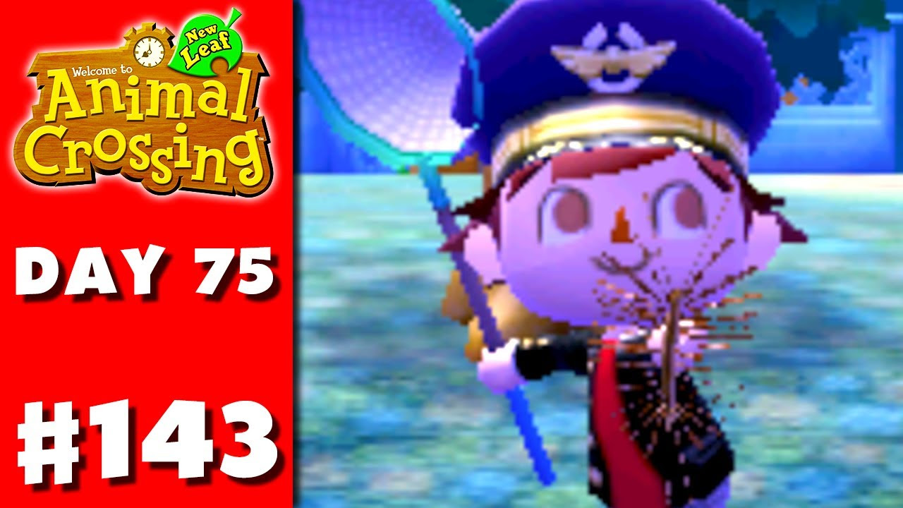 Animal Crossing: New Leaf - Part 143 - House Centipede ...
