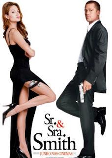 Crítica - Mr & Mrs Smith (2005)