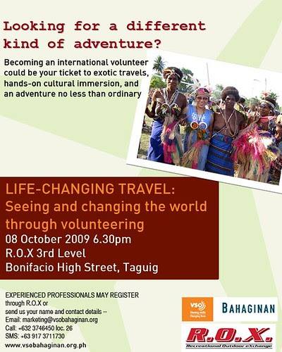LIFE-CHANGING TRAVEL: Seeing and changing the world through volunteering