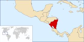 Nikaragua: kokalekua
