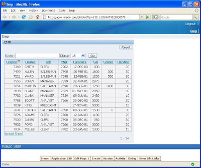 Let's Wreck This Together   with Oracle Application Express!: March 2008