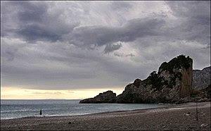 CHiliadou beach in Euboea Ελληνικά: Η παραλία ...