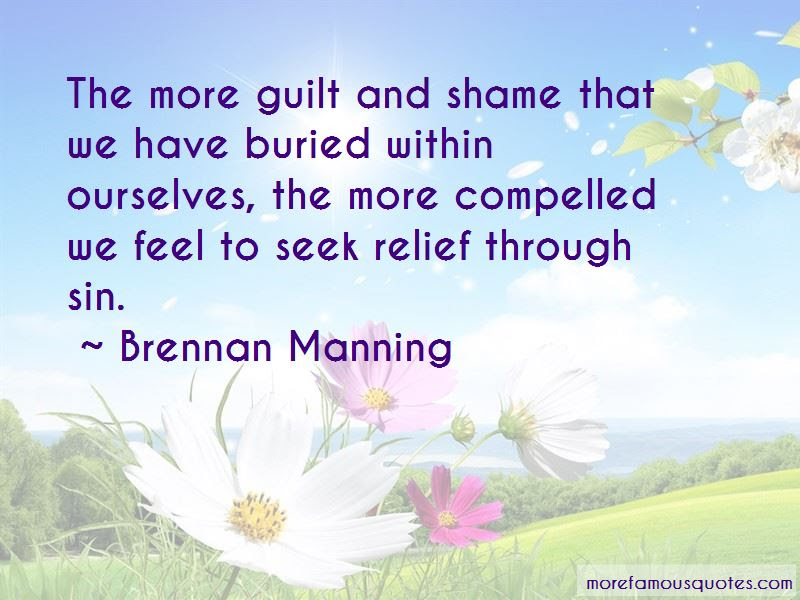 Quotes About Guilt And Shame Top 76 Guilt And Shame Quotes From