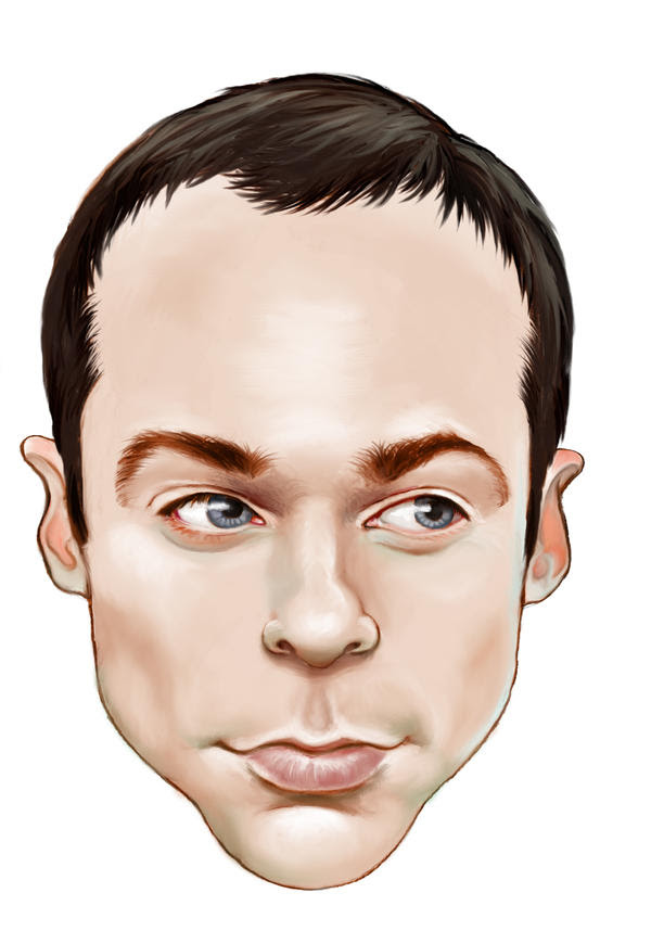 Sheldon Cooper by