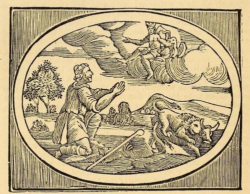 Bubulcus et Iuppiter