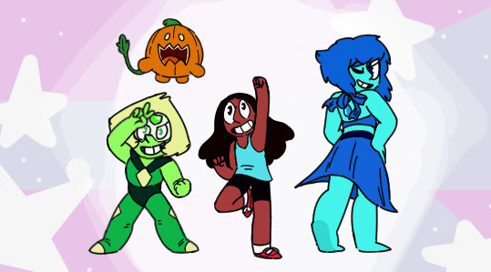 the crystal temps!! i really liked this episode and especially this part of it, i'm pretty sure most of the episode i was just fangirling