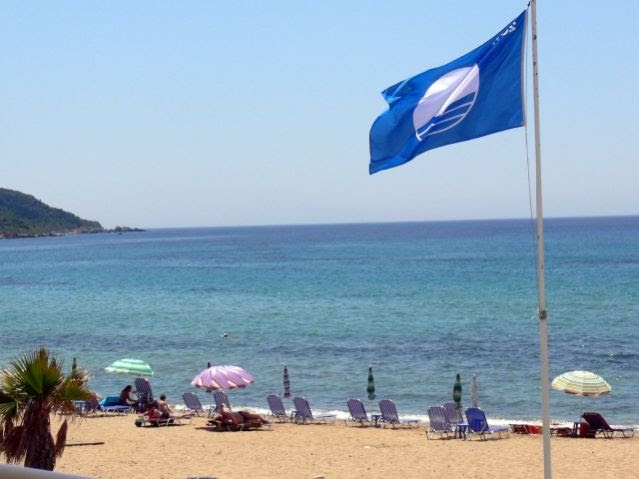 Ποιες παραλίες πήραν Γαλάζια Σημαία στη Φθιώτιδα και την υπόλοιπη Στερεά