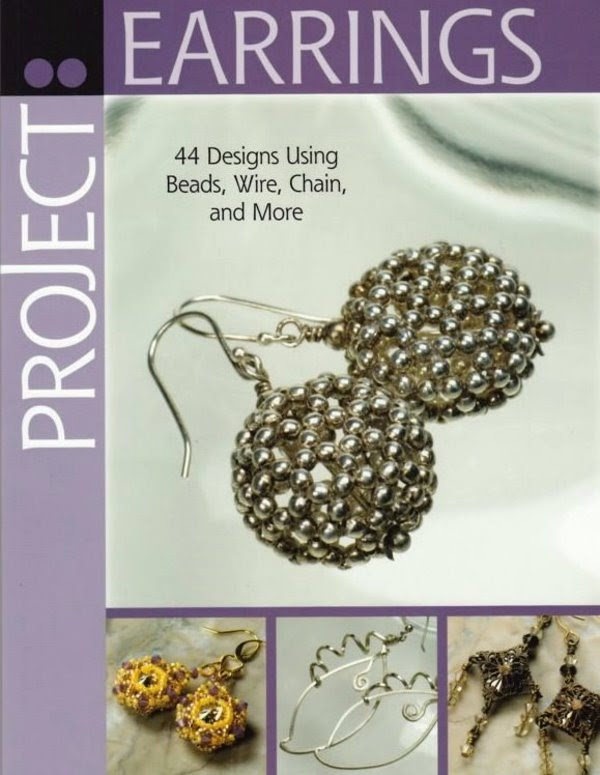 s34457 Book -  Project: Earrings - by Bead and Button Magazine