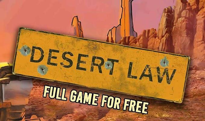 Desert Law indir IndieGala'da ücretsiz!
