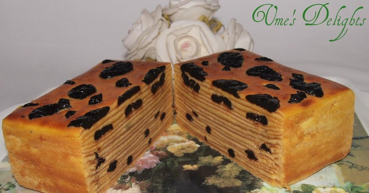 step  step resepi kek batik mudah  murah foody bloggers Resepi Kek Lapis Pandan Cheese Kukus Enak dan Mudah