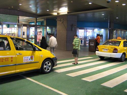 Entrance to Taipei 101